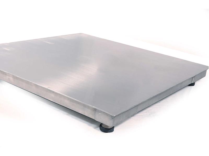 高强度不锈钢小地磅
