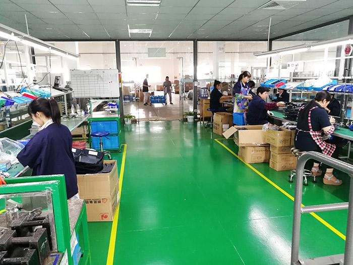 亿东产品生产基地