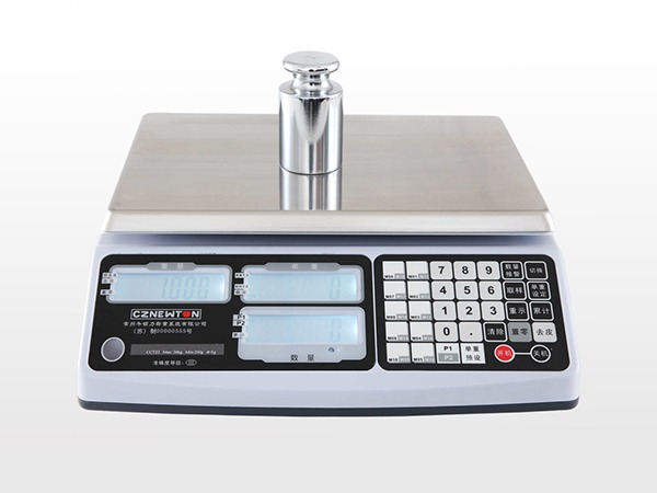 高精度计数桌秤