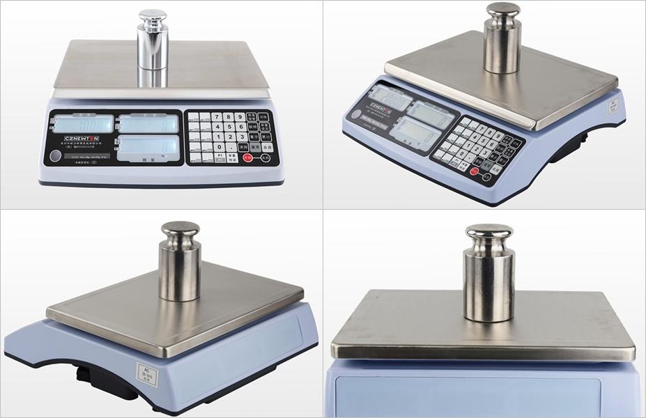 精度计数桌秤-CCT10产品展示