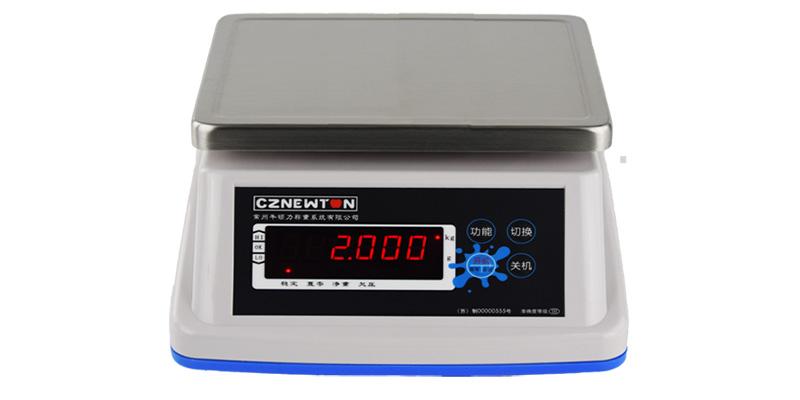 亿东简析电子秤称重传感器的接线方法
