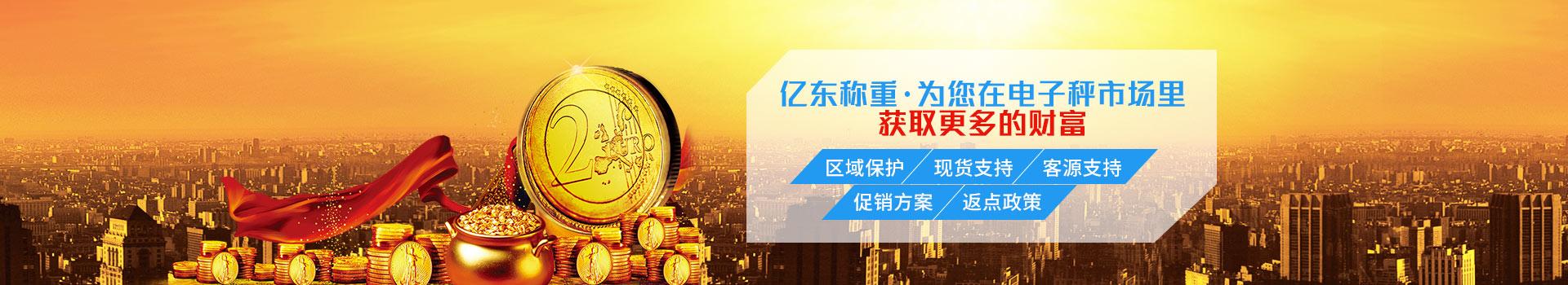 亿东称重,为您在电子秤市场里获取更多的财富