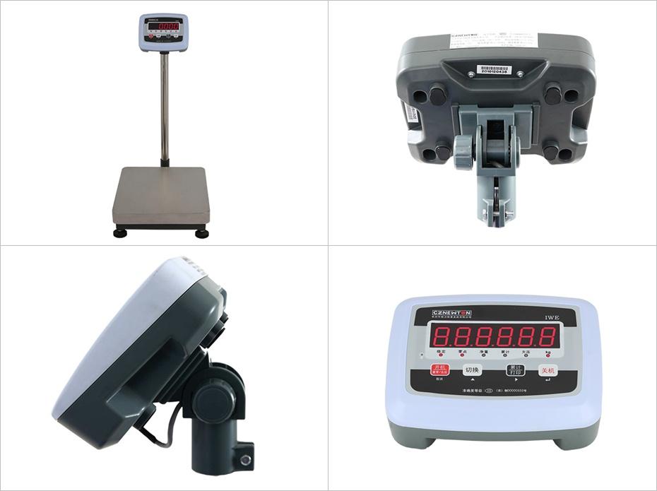 精度计重台秤-IWE产品展示