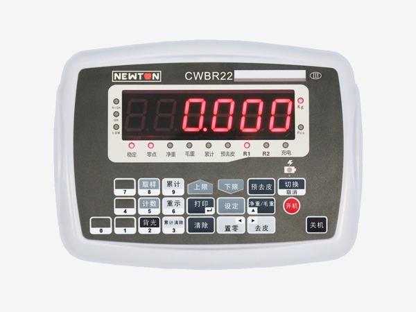 高精度计重台秤-CWBR22