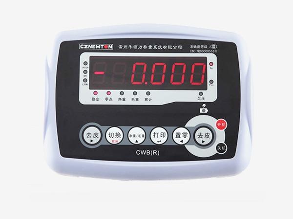 简易计数高精度台秤-CWBR7